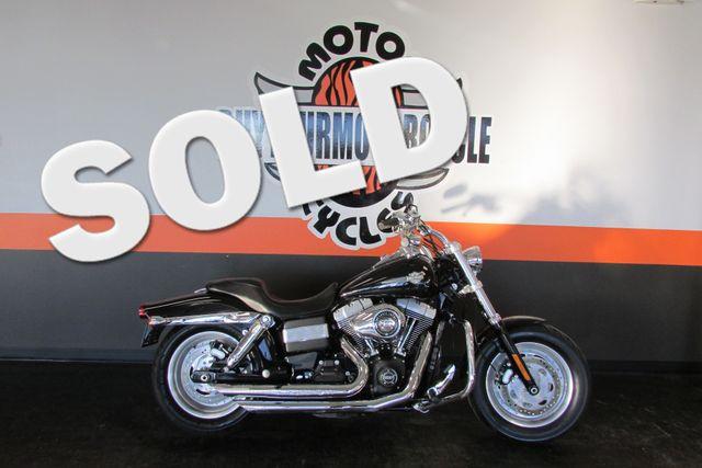 2012 Harley Davidson FAT BOB 103 FSDF Arlington, Texas 0