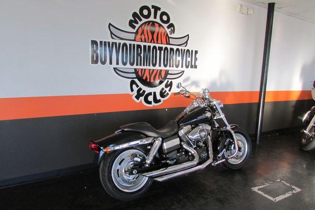 2012 Harley Davidson FAT BOB 103 FSDF Arlington, Texas 1