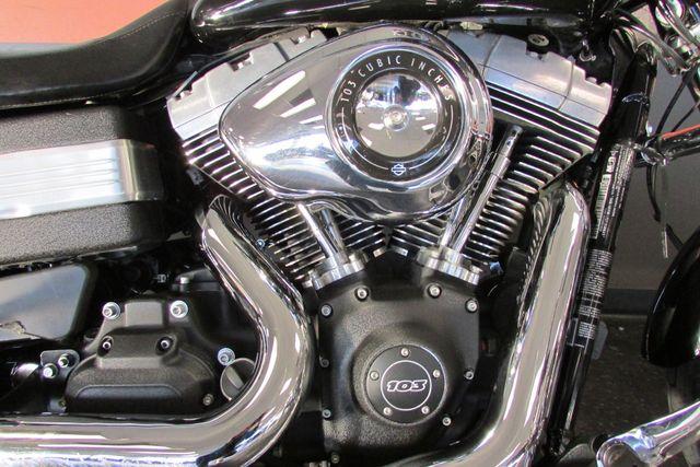 2012 Harley Davidson FAT BOB 103 FSDF Arlington, Texas 22