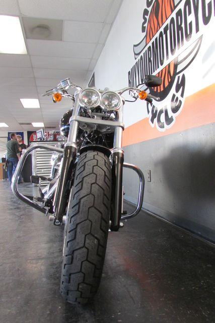 2012 Harley Davidson FAT BOB 103 FSDF Arlington, Texas 4
