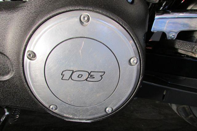 2012 Harley Davidson FAT BOB 103 FSDF Arlington, Texas 47