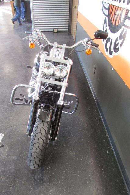 2012 Harley Davidson FAT BOB 103 FSDF Arlington, Texas 5