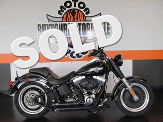 2012 Harley Davidson FAT BOY LO FLSTFB 103 Arlington, Texas