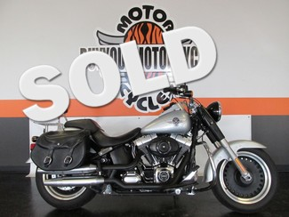 2012 Harley Davidson FAT BOY LO FLSTFB Arlington, Texas