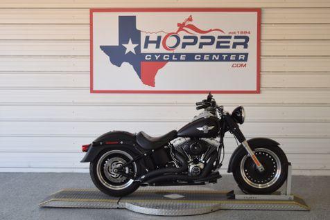 2012 Harley-Davidson Fat Boy Lo GETTING 12