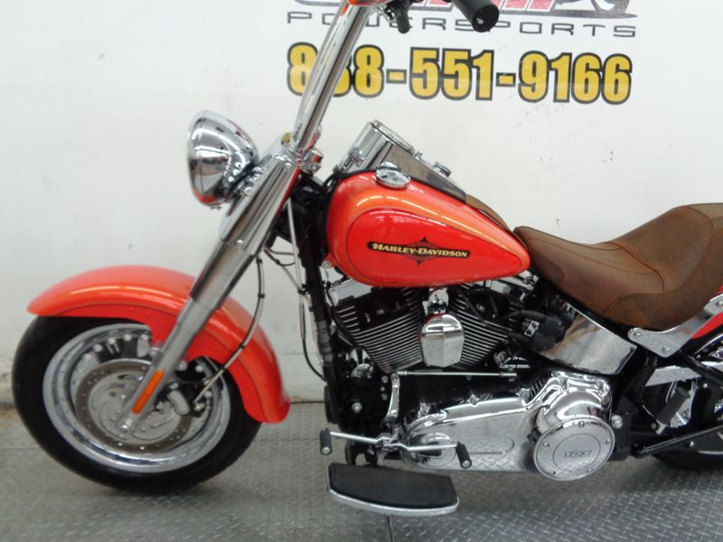 2012 Harley Davidson Fat Boy   Oklahoma  Action PowerSports  in Tulsa, Oklahoma