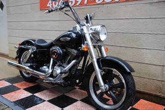 2012 Harley Davidson FLD Dyna Switchback Jackson, Georgia 2