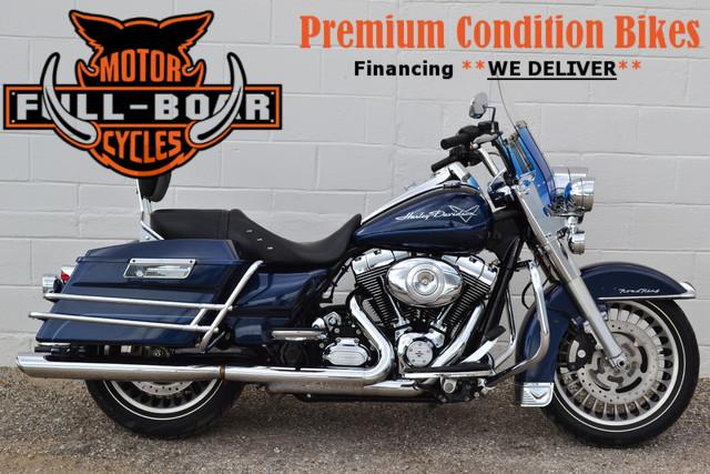 2012 Harley Davidson FLHR ROAD KING in Hurst TX