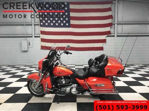 2012 Harley-Davidson Electra Glide Ultra Classic Screaming Eagle Extras Orange 103 in Searcy, AR