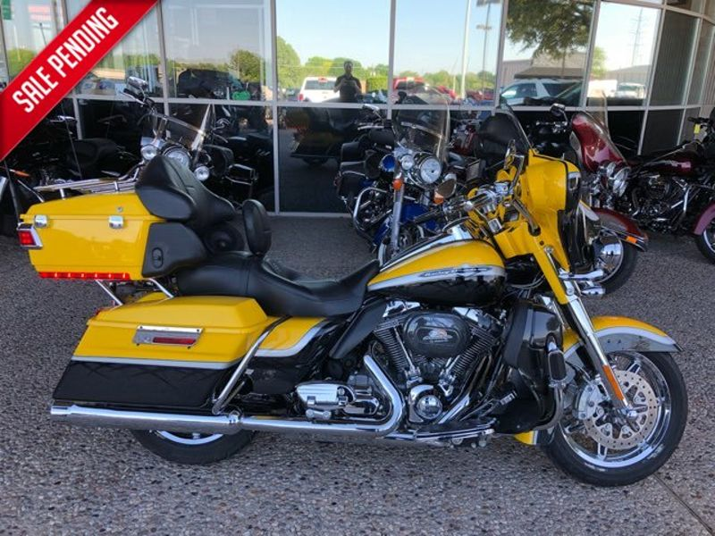 2012 Harley-Davidson CVO Ultra Classic   city TX  Hoppers Cycles  in , TX
