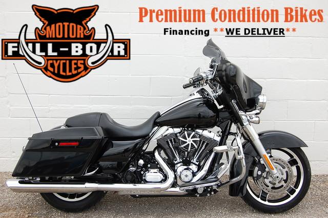 2012 Harley Davidson FLHX STREET GLIDE in Hurst TX