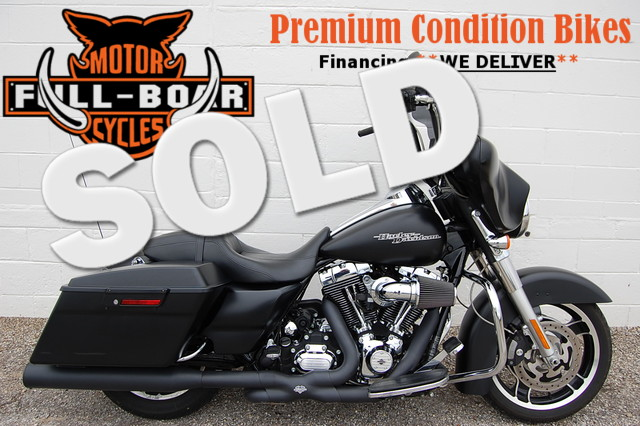 2012 Harley Davidson FLHX STREET GLIDE FLHX STREET GLIDE in Hurst TX