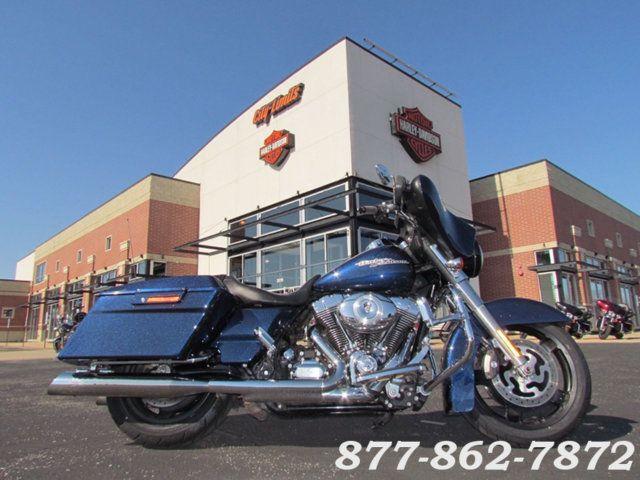 2012 Harley-Davidson FLHX STREET GLIDE STREET GLIDE 103 Chicago, Illinois 0