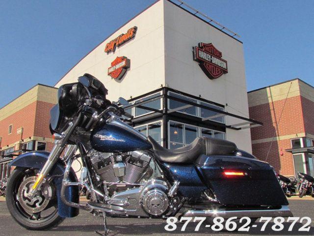 2012 Harley-Davidson FLHX STREET GLIDE STREET GLIDE 103 Chicago, Illinois 1