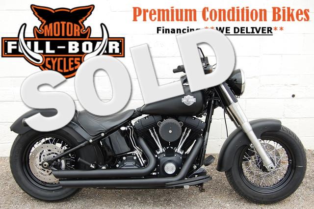 2012 Harley Davidson SOFTAIL SLIM FLS in Hurst TX