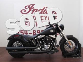 2012 Harley-Davidson FLS SOFTAIL SLIM Harker Heights, Texas
