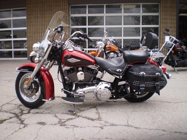 2012 Harley-Davidson Softail® Heritage Softail® Classic Ogden, Utah 0