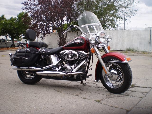 2012 Harley-Davidson Softail® Heritage Softail® Classic Ogden, Utah 2