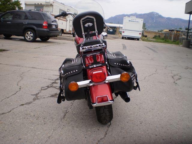 2012 Harley-Davidson Softail® Heritage Softail® Classic Ogden, Utah 3