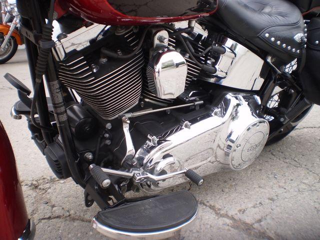 2012 Harley-Davidson Softail® Heritage Softail® Classic Ogden, Utah 8