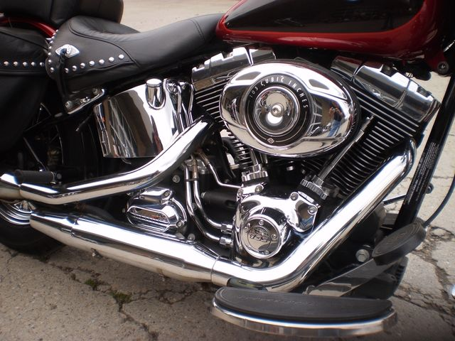 2012 Harley-Davidson Softail® Heritage Softail® Classic Ogden, Utah 9