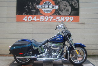 2012 Harley Davidson FLSTSE3 Screamin Eagle Softail Convertible Jackson, Georgia