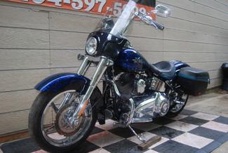 2012 Harley Davidson FLSTSE3 Screamin Eagle Softail Convertible Jackson, Georgia 14