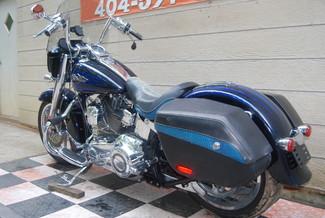 2012 Harley Davidson FLSTSE3 Screamin Eagle Softail Convertible Jackson, Georgia 15