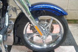 2012 Harley Davidson FLSTSE3 Screamin Eagle Softail Convertible Jackson, Georgia 4
