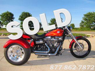 2012 Harley-Davidson FXDWG DYNA WIDE GLIDE FRANKENSTEIN TRIKE WIDE GLIDE TRIKE McHenry, Illinois
