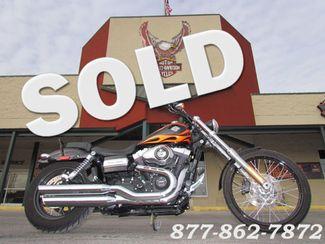 2012 Harley-Davidson FXDWG DYNA WIDE GLIDE DYNA WIDE GLIDE McHenry, Illinois
