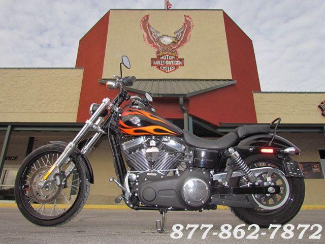 2012 Harley-Davidson FXDWG DYNA WIDE GLIDE DYNA WIDE GLIDE McHenry, Illinois 1