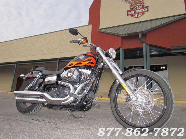 2012 Harley-Davidson FXDWG DYNA WIDE GLIDE DYNA WIDE GLIDE McHenry, Illinois 2
