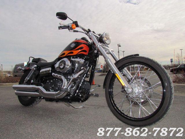 2012 Harley-Davidson FXDWG DYNA WIDE GLIDE DYNA WIDE GLIDE McHenry, Illinois 22