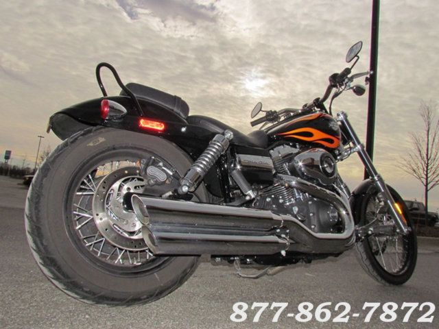 2012 Harley-Davidson FXDWG DYNA WIDE GLIDE DYNA WIDE GLIDE McHenry, Illinois 27