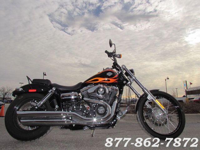 2012 Harley-Davidson FXDWG DYNA WIDE GLIDE DYNA WIDE GLIDE McHenry, Illinois 29
