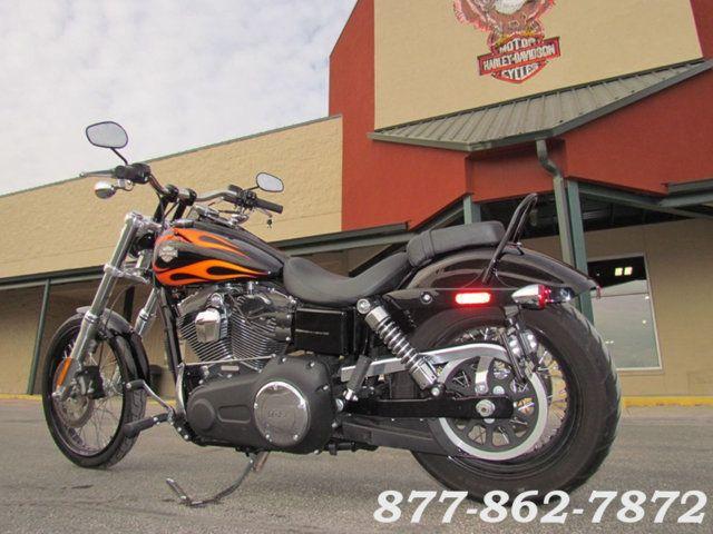 2012 Harley-Davidson FXDWG DYNA WIDE GLIDE DYNA WIDE GLIDE McHenry, Illinois 5