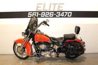 2012 Harley Davidson Heritage Classic FLSTC Boynton Beach, FL 9