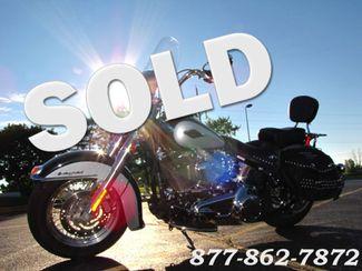 2012 Harley-Davidson HERITAGE SOFTAIL CLASSIC FLSTC HERITAGE SOFTAIL McHenry, Illinois