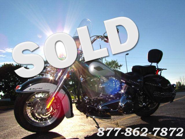 2012 Harley-Davidson HERITAGE SOFTAIL CLASSIC FLSTC HERITAGE SOFTAIL McHenry, Illinois 0