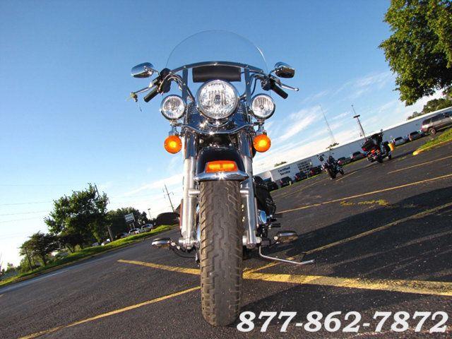 2012 Harley-Davidson HERITAGE SOFTAIL CLASSIC FLSTC HERITAGE SOFTAIL McHenry, Illinois 1