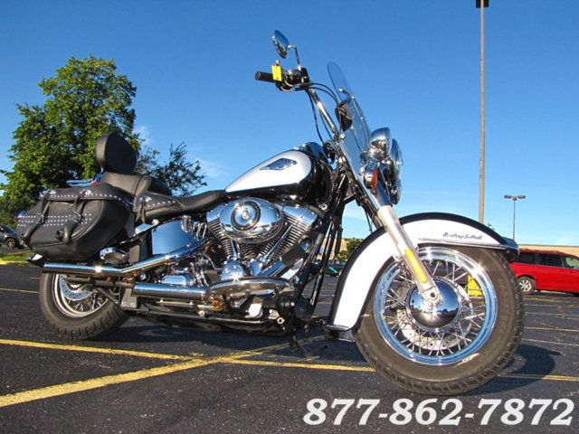 2012 Harley-Davidson HERITAGE SOFTAIL CLASSIC FLSTC HERITAGE SOFTAIL McHenry, Illinois 2