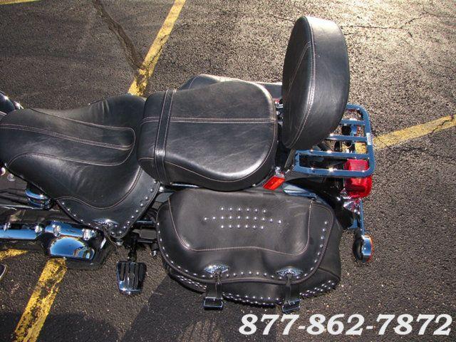 2012 Harley-Davidson HERITAGE SOFTAIL CLASSIC FLSTC HERITAGE SOFTAIL McHenry, Illinois 24