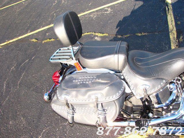 2012 Harley-Davidson HERITAGE SOFTAIL CLASSIC FLSTC HERITAGE SOFTAIL McHenry, Illinois 25