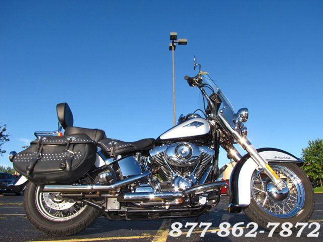 2012 Harley-Davidson HERITAGE SOFTAIL CLASSIC FLSTC HERITAGE SOFTAIL McHenry, Illinois 3