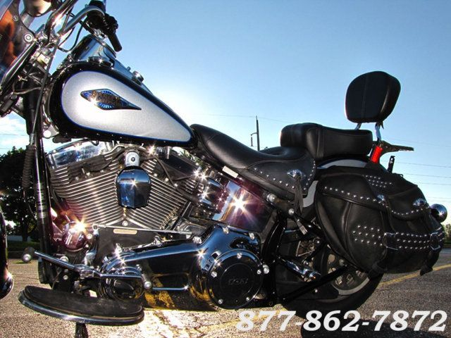 2012 Harley-Davidson HERITAGE SOFTAIL CLASSIC FLSTC HERITAGE SOFTAIL McHenry, Illinois 30