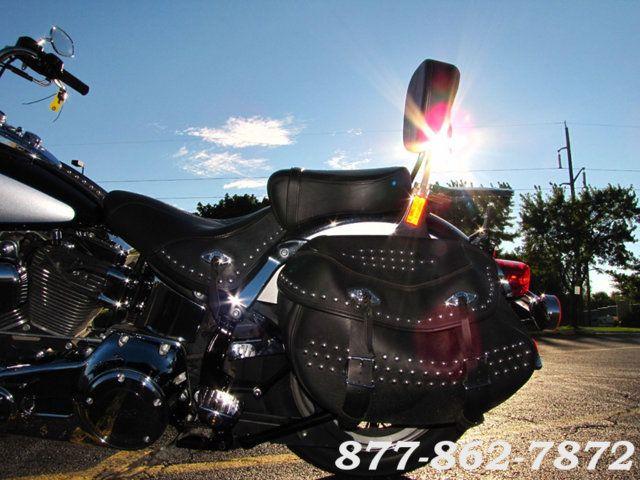 2012 Harley-Davidson HERITAGE SOFTAIL CLASSIC FLSTC HERITAGE SOFTAIL McHenry, Illinois 32