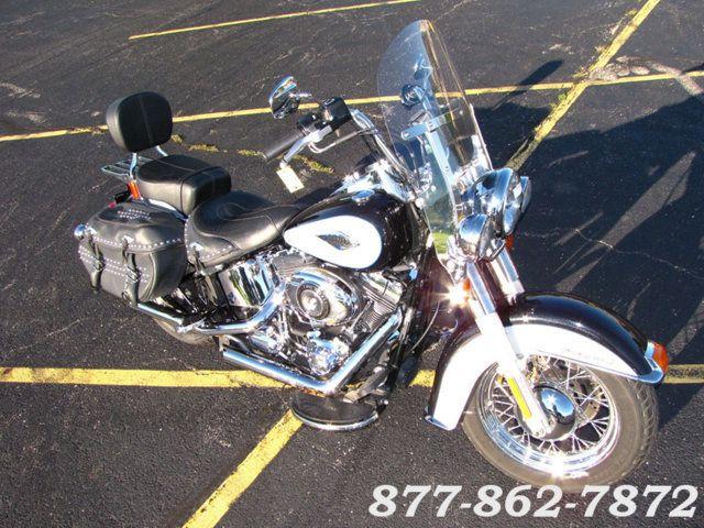 2012 Harley-Davidson HERITAGE SOFTAIL CLASSIC FLSTC HERITAGE SOFTAIL McHenry, Illinois 33