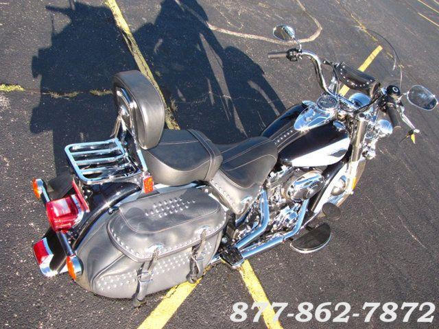 2012 Harley-Davidson HERITAGE SOFTAIL CLASSIC FLSTC HERITAGE SOFTAIL McHenry, Illinois 38