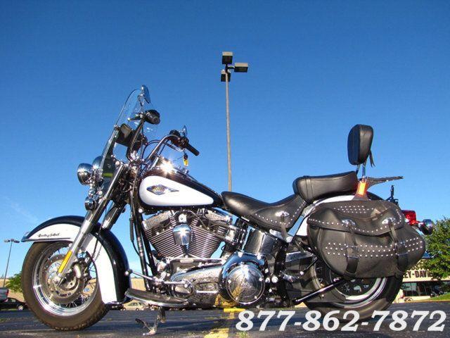 2012 Harley-Davidson HERITAGE SOFTAIL CLASSIC FLSTC HERITAGE SOFTAIL McHenry, Illinois 4